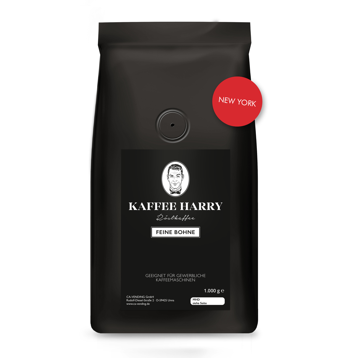 Kaffee Harry - New York